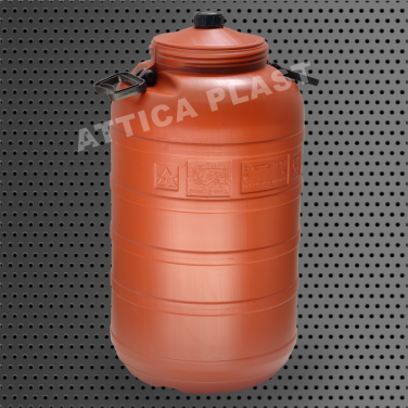BARREL 60lt WITH SMALL LID